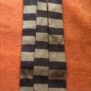 Skinny knit tie NWOT